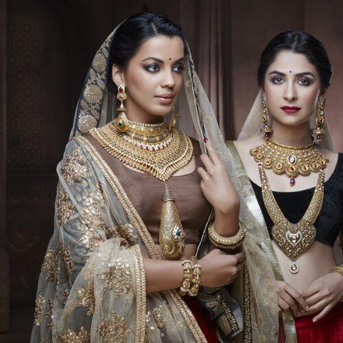 Bollywood actress Mugdha Godse for Delhi based Baba Jewels